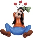 Precious Moments 133709 Disney Goofy with Hearts Figurine