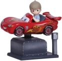 Precious Moments 134101 Disney Lightning McQueen Kiddie Ride Musical