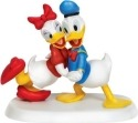 Precious Moments 143707 Disney Daisy and Donald Figurine