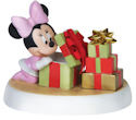 Precious Moments 151706 Disney Minnie Opening Gift Figurine