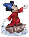 Precious Moments 151709 Disney Sorcerer Mickey Figurine