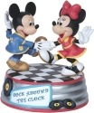 Precious Moments 152705 Disney Mickey and Minnie Dancing Musical