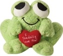 Precious Moments 153500 Frog Holding Heart Plush
