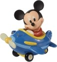 Precious Moments 153701 Disney Mickey In Plane Figurine
