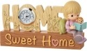 Precious Moments 154425 Home Sweet Home Clock Figurine