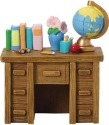 Precious Moments 154428 Teacher's Desk Figurine
