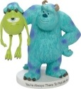 Precious Moments 161703 Disney Sully Holding Mike Figurine