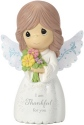 Precious Moments 162404 Angel Mini Holding Flowers Figurine