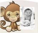 Precious Moments 163448 Precious Paws Monkey Photo Frame