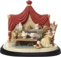 Precious Moments 164046 Belle at Table Figurine LE Set of 2