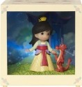 Precious Moments 164113 Disney Mulan LED Shadow Box