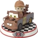 Precious Moments 164433 Disney Car Collection #3 Mater Figurine