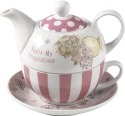 Precious Moments 164442 Tea For One Set Set of 3