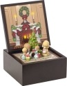 Precious Moments 171106 Family Christmas Heirloom LED Musical Set of 5