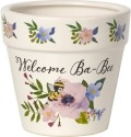 Precious Moments 171493 Welcome Ba Bee Flower Pot