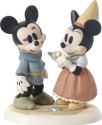 Precious Moments 171702 Disney Mickey and Minnie Brave Little Tailor Figurine