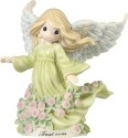 Precious Moments 172411 Trust In Him Angel Figurine