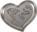 Precious Moments 172431 Blessed Heart Shaped Trinket Tray