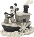 Precious Moments 172707 Disney Steamboat Willie Figurine