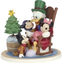 Precious Moments 181701 Disney Scrooge and Cratchit Children Figurine