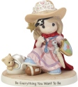 Precious Moments 182005 Girl Dressed Up as Everything Figurine