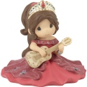 Precious Moments 182094 Disney Elena with Guitar Figurine