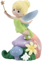 Precious Moments 182474 Disney Tinker Bell with LED Pixie Dust Trail Figurine