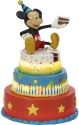 Precious Moments 182702 Disney Mickey's Birthday Wishes LED Figurine