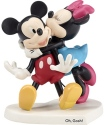 Precious Moments 182704 Disney Mickey and Minnie Figurine