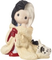 Precious Moments 183071 Disney Cruella DeVille Figurine
