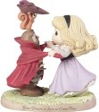 Precious Moments 183072 Disney Briar Rose Dancing with Animals Figurine