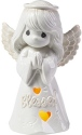 Precious Moments 183417 Blessed Angel LED Figurine