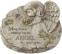 Precious Moments 183424 Angel Garden Stone