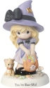 Precious Moments 189003 Witch Figurine