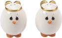 Precious Moments 189017 Chicks Egg Shaped Salt and Pepper Shakers