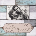 Precious Moments 189908 Life Is Grand Photo Frame