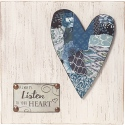 Precious Moments 189911 Always Listen To Your Heart Plaque