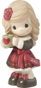 Precious Moments 191001 Have A Heart Warming Christmas Figurine