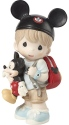 Precious Moments 191062 Disney Boy Fan Figurine