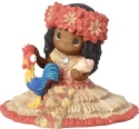 Precious Moments 191064 Disney Moana Figurine