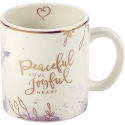 Precious Moments 191437 Peaceful Mug