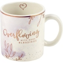 Precious Moments 191438 Overflowing Mug