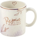 Precious Moments 191439 Rejoice Mug