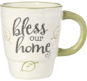 Precious Moments 191440 Bless Our Home Mug