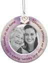 Precious Moments 191446 Memorial Photo Frame Ornament