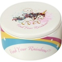 Precious Moments 191481 Unicorn Cloud Covered Box