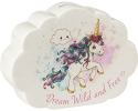 Precious Moments 191482 Unicorn Cloud Bank