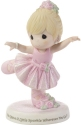 Precious Moments 192006 Ballerina Figurine