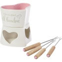 Precious Moments 192408 Love Fondue Set Set of 5