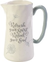 Precious Moments 192414 Pitcher